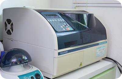 血液化学検査装置②